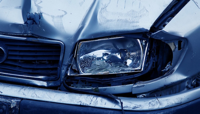 car accident personal injury claim