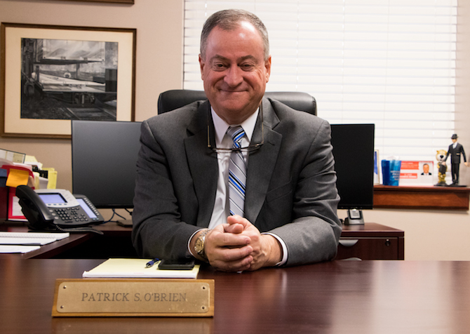 workers compensation attorney st louis patrick s. o'brien